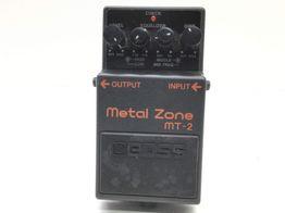 pedal efectos boss mt-2