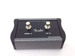 pedal efectos fender ms2 footswitch