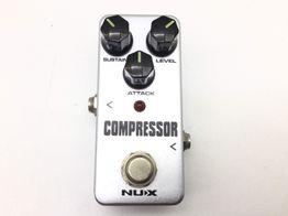 pedal efectos nux compresor mini core se