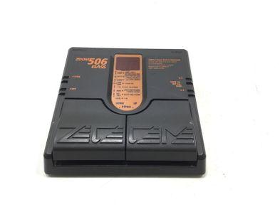 pedal efectos zoom 506 bass