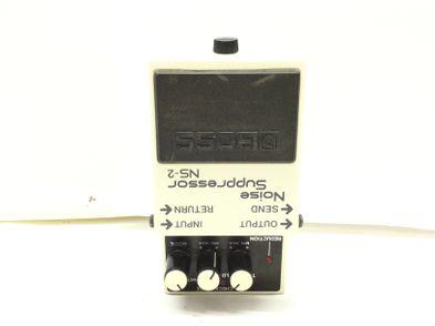 pedal efeitos boss noise suppressor ns-2