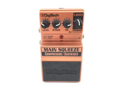 pedal efeitos digitech main sequeeze