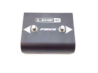 pedal efeitos line6 fbv2