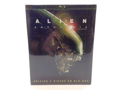 alien antologia