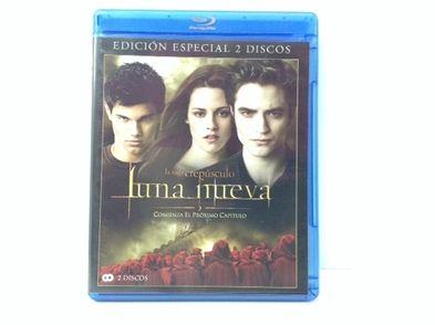 luna nueva + dvd