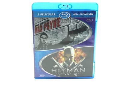 max payne/hitman