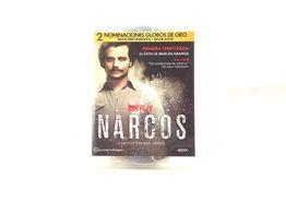 narcos; temporada 1 y 2 bluray