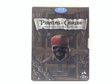piratas del caribe 4 peliculas