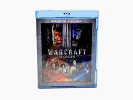 warcraft el origen 3d