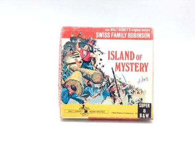 swiss family robinson island of mystery