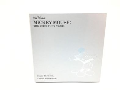 the first fifty years mickey mouse