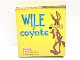 wile e. coyote warner bros. 1972