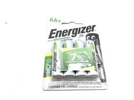 pilas recargables energizer aa4