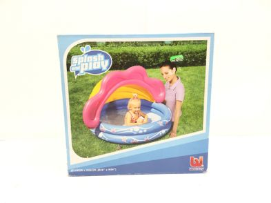 piscina inflable bestway splash and play