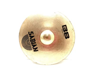 plato crash sabian b8