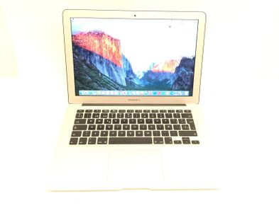 portatil apple apple macbook air core i5 1.7 13 (2011) (a1369)