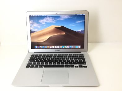 portátil apple apple macbook air core i5 1.8 13 (2012) (a1466)