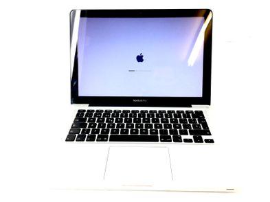 portatil apple apple macbook core 2 duo 2.4 13 (2010) (a1342)