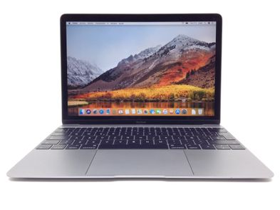 portatil apple apple macbook core m 1.1 12 (2016) (a1534)