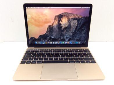 portatil apple apple macbook core m 1.2 12 (2015) (a1534)