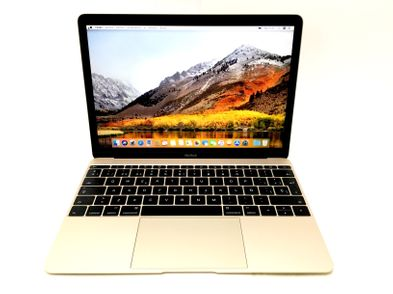 portatil apple apple macbook core m 1.2 12 (2015) (a1534)