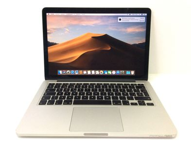 portatil apple apple macbook pro core i5 2.4 13 (2013) (a1502)