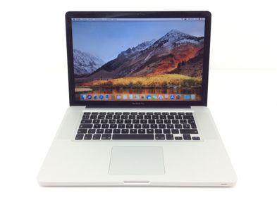 portatil apple apple macbook pro core i5 2.4 15 (2010) (a1286)