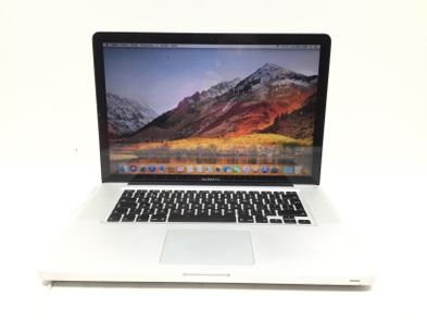 portatil apple apple macbook pro core i7 2.4 15 (2011) (a1286)
