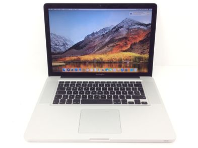 portatil apple apple macbook pro core i7 2.66 15 (2010) (a1286)