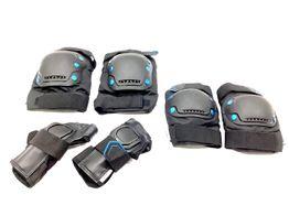 protecciones patinaje oxelo kit 6 protecciones adulto