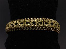 pulsera oro primera ley (oro 18k)