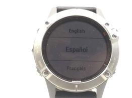 pulsometro garmin fenix 6 sapphire