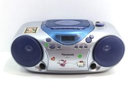 radio cd cassette panasonic rxd12