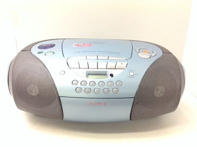 radio cd cassette sony cfd-s300l