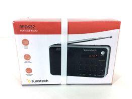 radio multibanda sunstech rpds32
