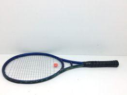raqueta prince michael chang azul y verde