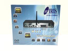 receptor satelite iris 9700 combo