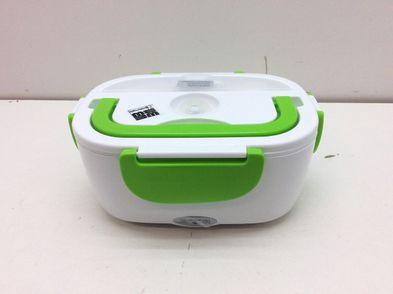 recipiente de plástico tartera electrica