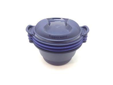 recipiente de plástico tupperware