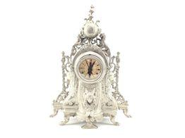 relógio antigo sem marca vintage metal