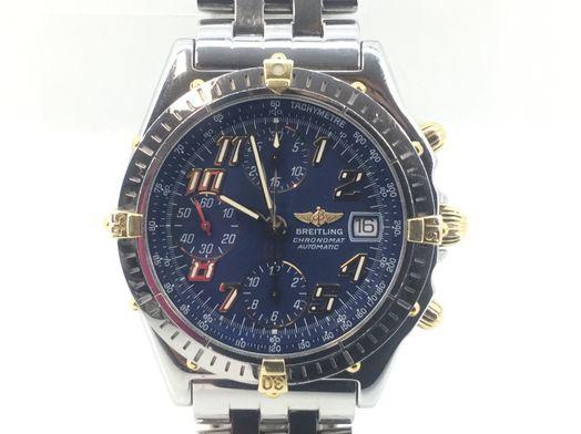 reloj alta gama caballero breitling chronomat