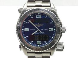 reloj alta gama caballero breitling e56321