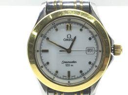 reloj alta gama caballero omega seamaster