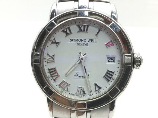 reloj alta gama caballero raymond weil 9541