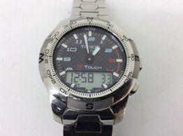 reloj alta gama caballero tissot touch ii