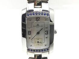 reloj alta gama señora baume & mercier hampton milleis  65316