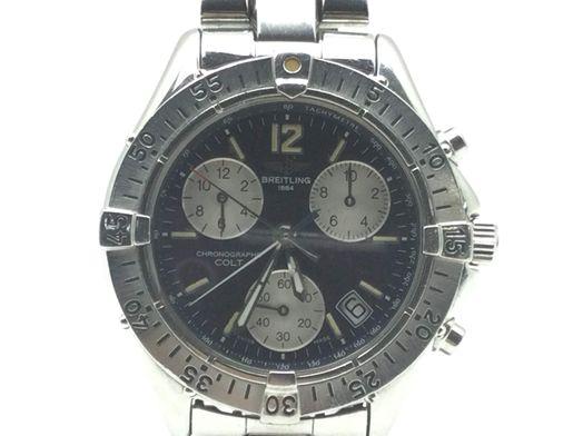 reloj alta gama señora breitling colt a53035