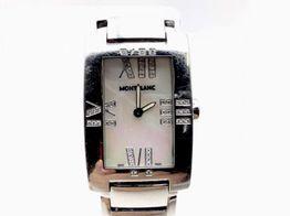 reloj alta gama señora montblanc soulmarkers 100 years