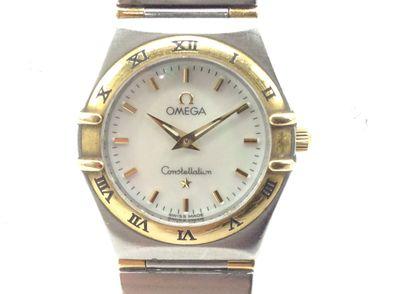 reloj alta gama señora omega constellation