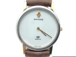 reloj alta gama unisex sandoz hc-6026